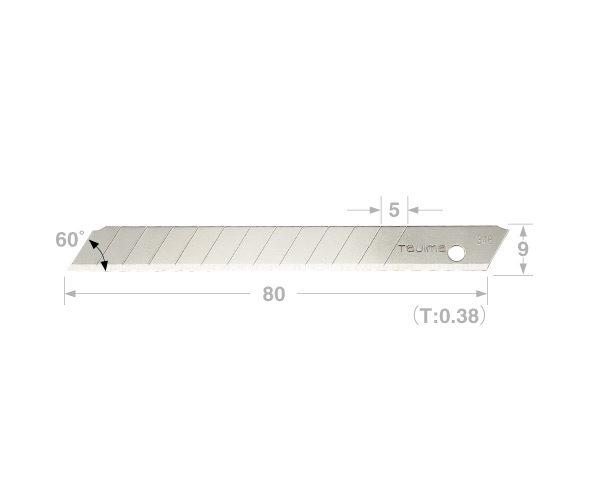 Endura Blade 9mm