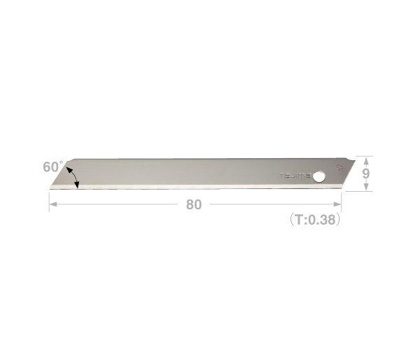 SOLID Endura Blade 9mm